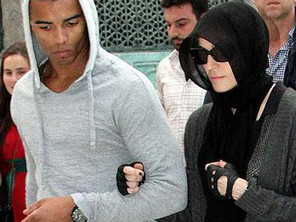 Madonna Studies Noble Qur`an