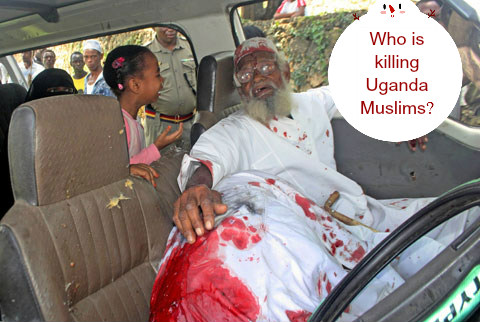 Sheikh Rugo was killed in the same way in Tanzania as the Uganda Muslims.
